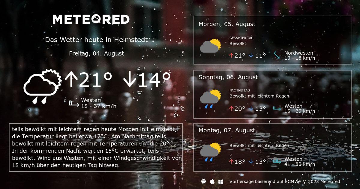 Wetter Helmstedt