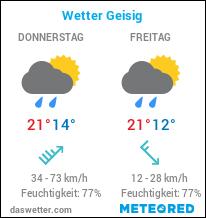 Wetter in Geisig